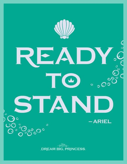 Ready to stand