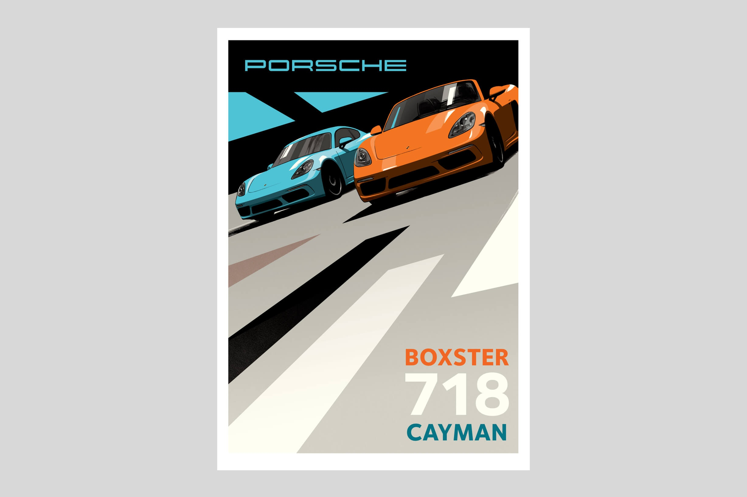 718 Boxster Cayman