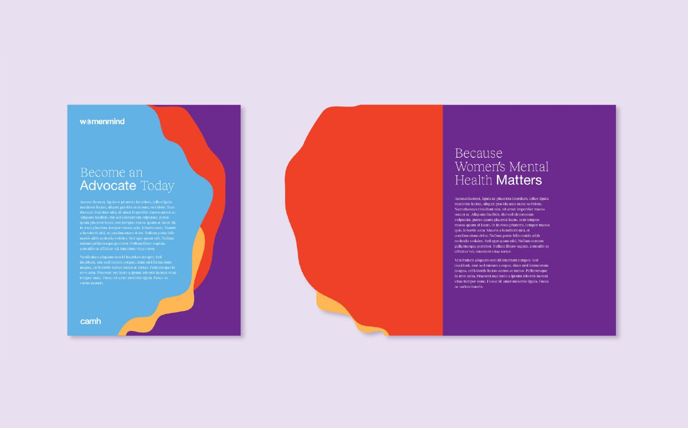 WomenMind brochure
