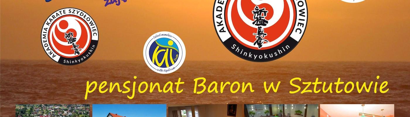 Wakacje 2021 - Sztutowo Pensjonat Baron - 27.VI - 6.VII.2021