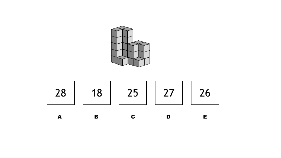 1b02c752d27e Question 3  How many blocks make up the shape below