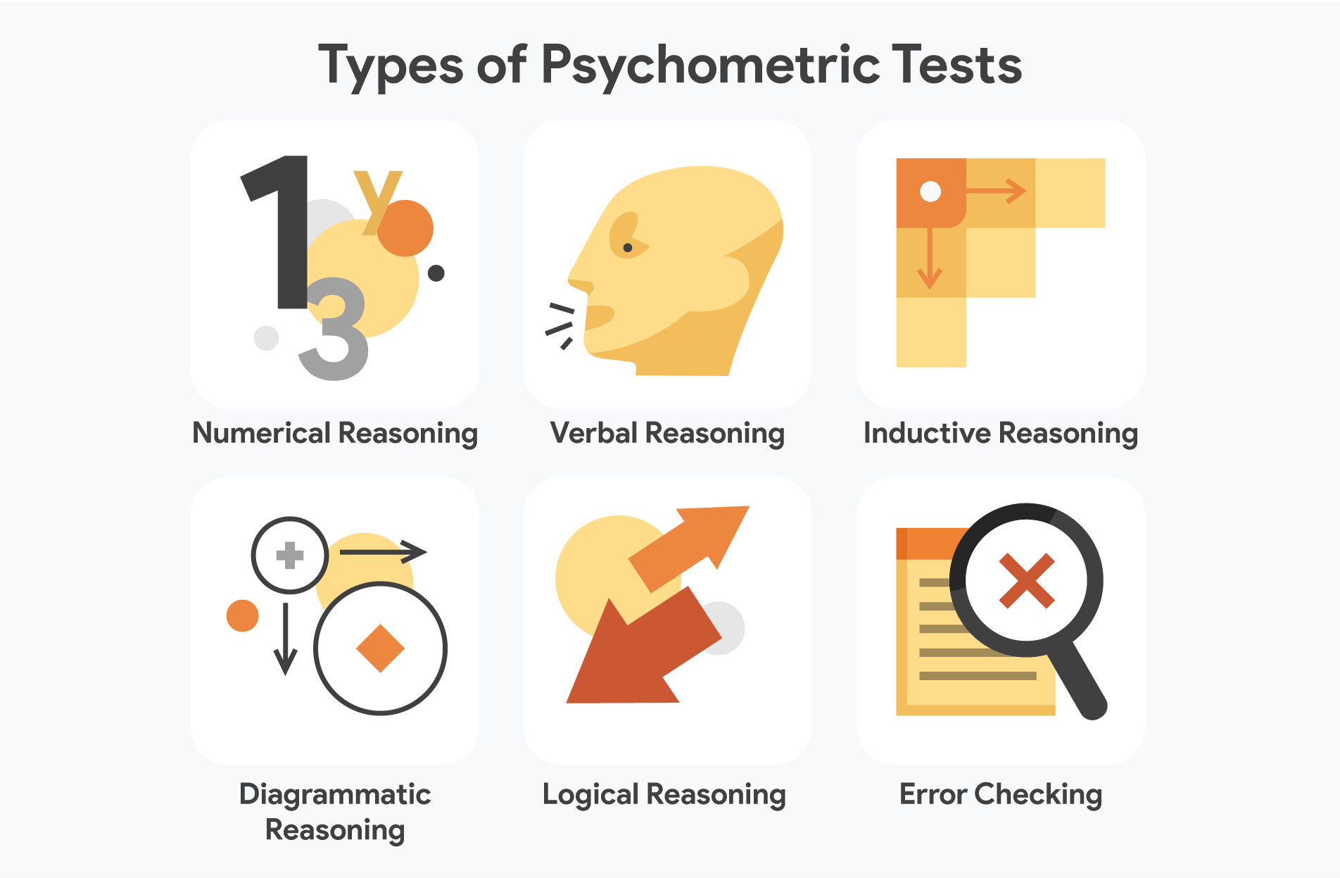 Psychometric Tests  9 Free Practice Tests