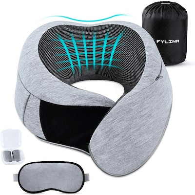 FYLINA Updated Travel Pillow