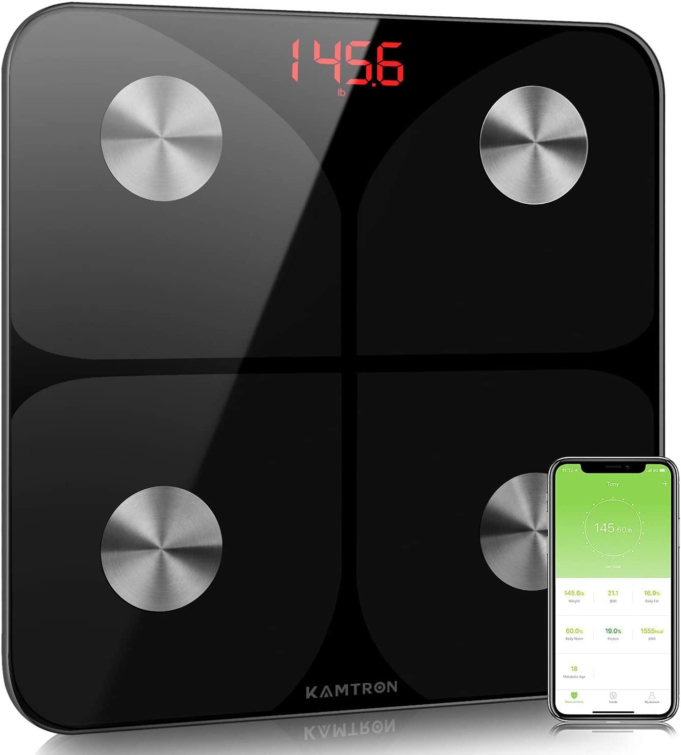 KAMTRON Smart Body Fat Scale