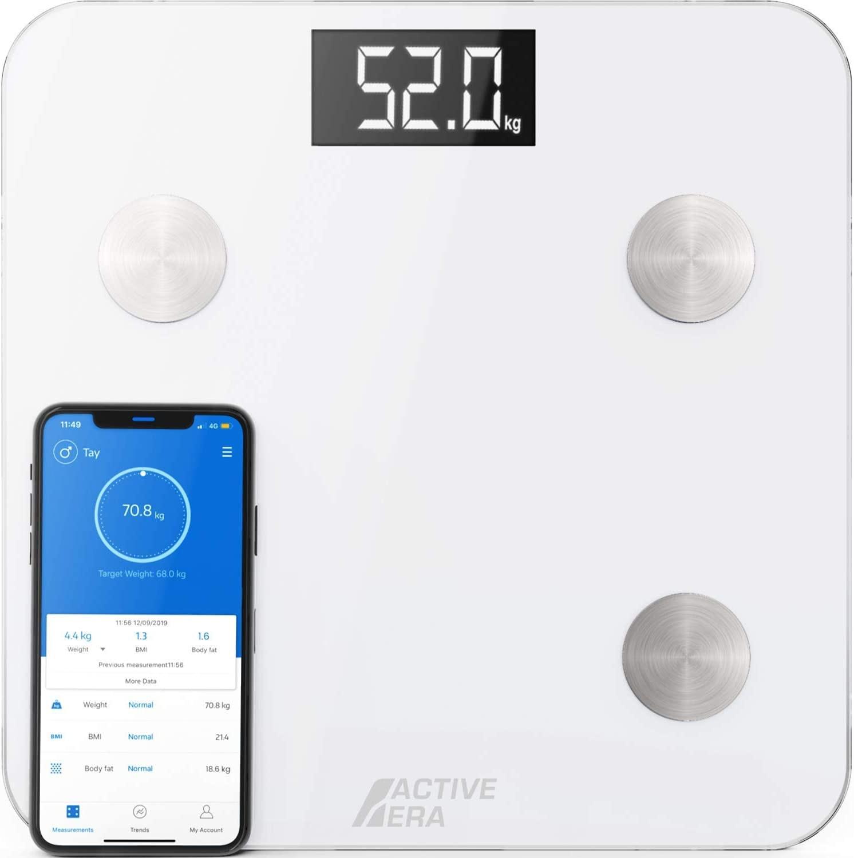 Active Era Smart Body Fat Scale
