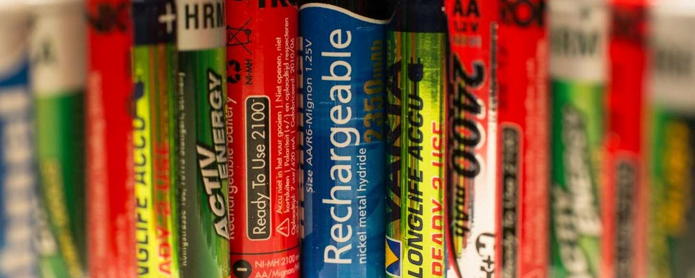 The Best Rechargeable Batteries
