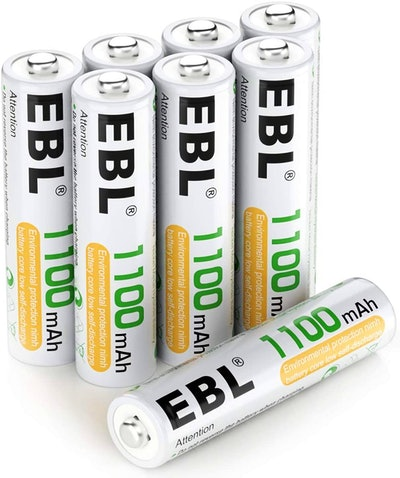 EBL Rechargeable AAA Batteries