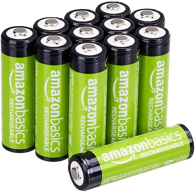 Amazon Basics AA Rechargeable Batteries