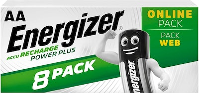 Energiser Recharge Power Plus AA
