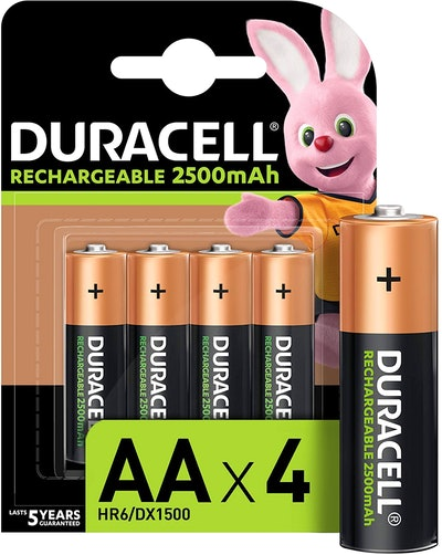 Duracell Rechargeable Ultra AA