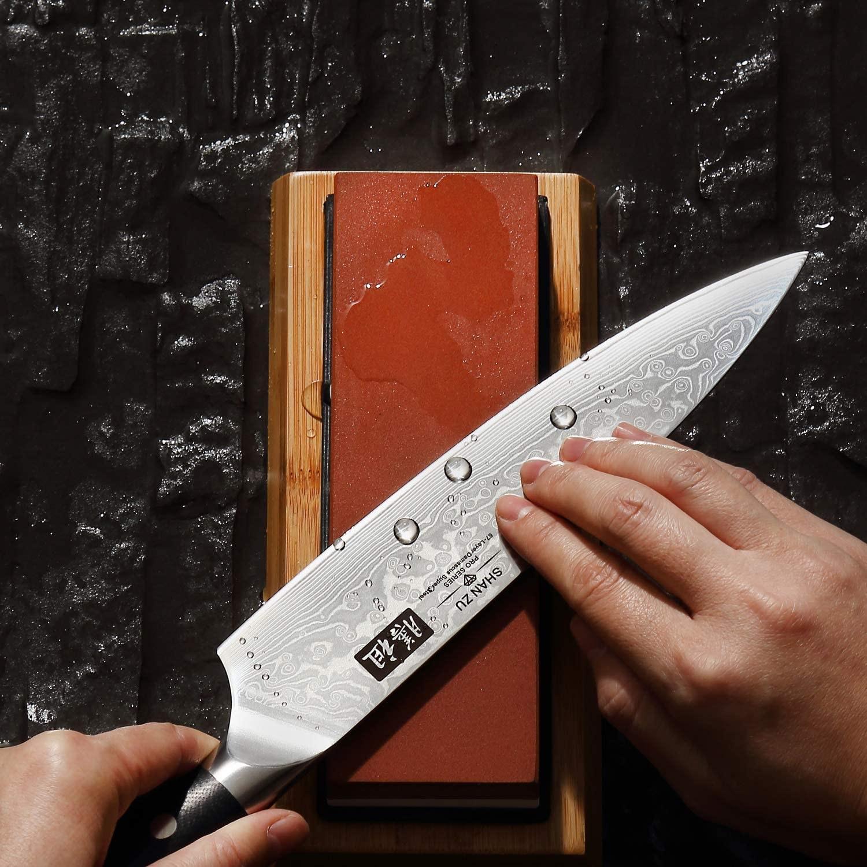 SHAN ZU Knife Sharpening Stone
