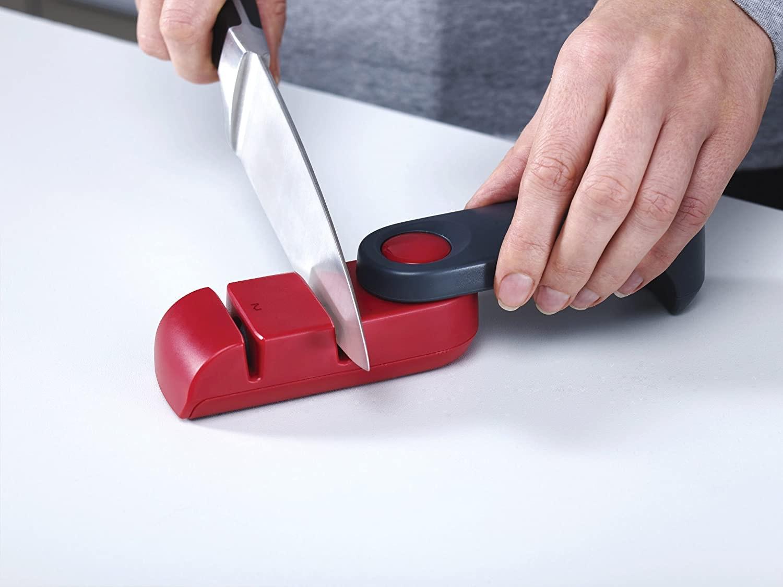 Joseph Joseph Rota Folding Knife Sharpener and Honer