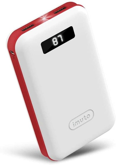 iMuto 20,000 mAh power bank
