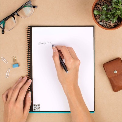 Rocketbook Everlast Smart Reusable Notebook