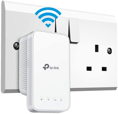 TP-Link Mesh Wi-Fi Range Extender RE300 AC1200 Dual Band