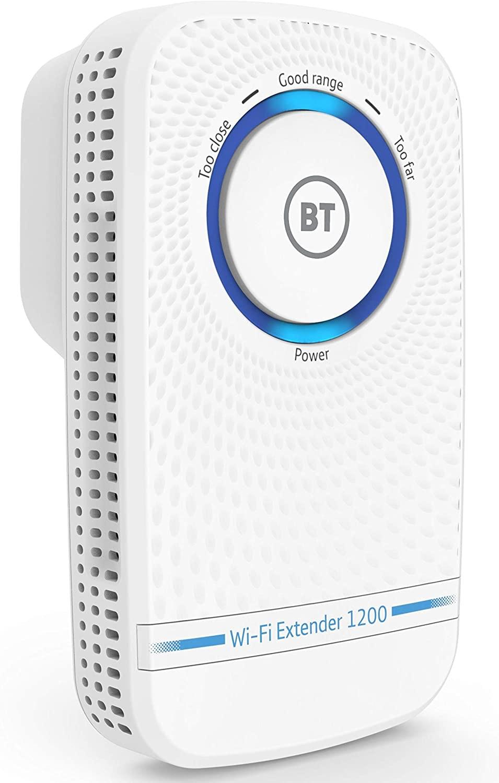BT 11ac Wi-Fi Extender 1200