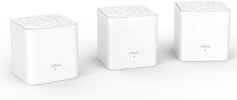 Tendra Nova MW3 AC1200 Whole Home Mesh WiFi System