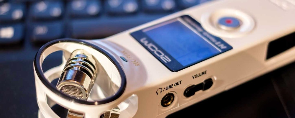 The Best Voice Recorders {YEAR}