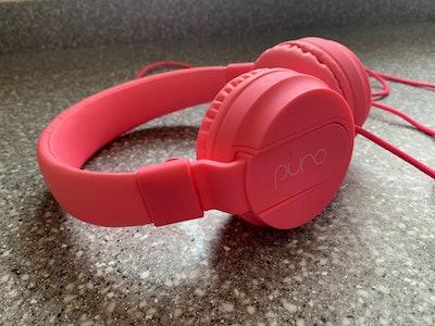 PuroBasic Volume-Limiting Wired Headphones