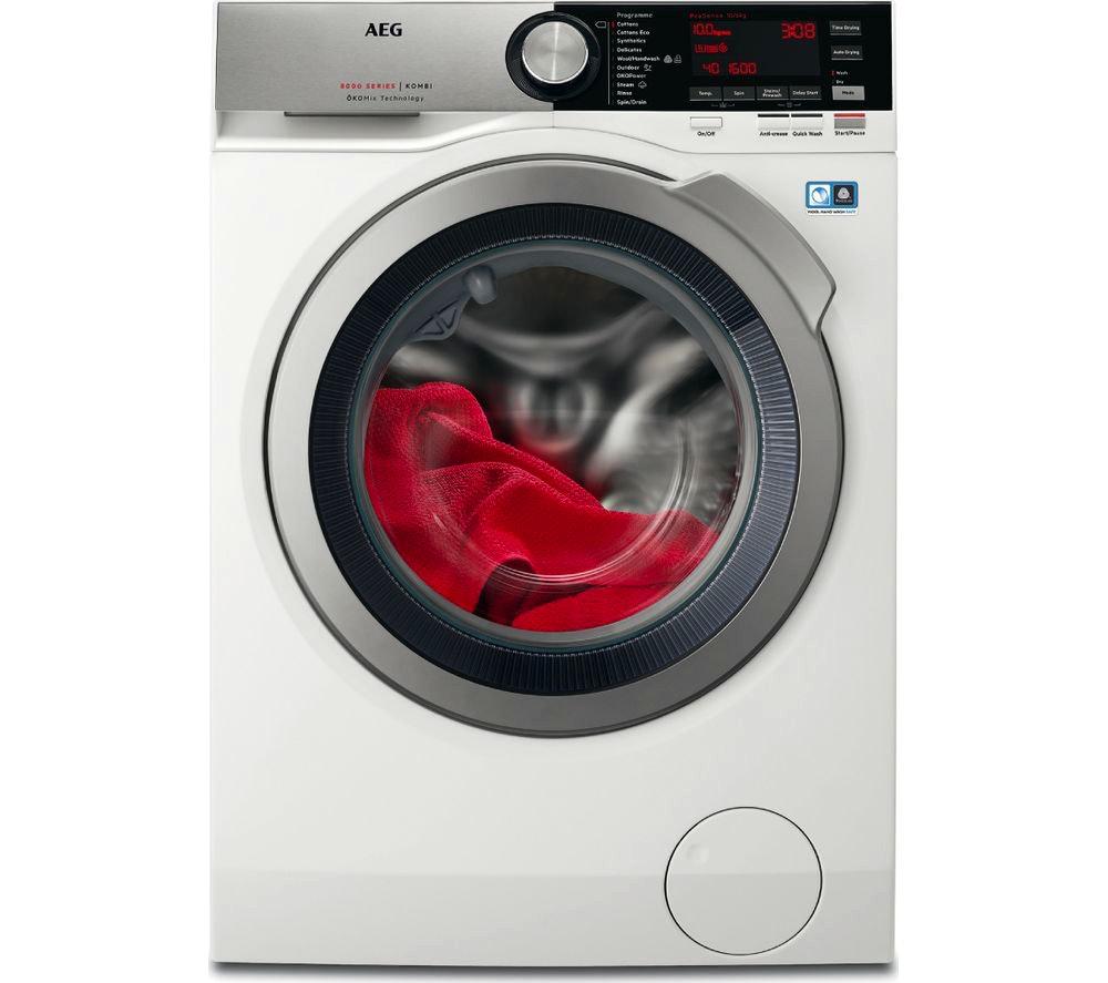 AEG washer-dryer