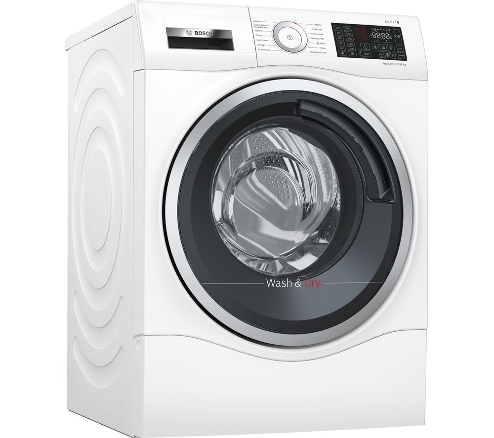Bosch WDU28560GB 10 kg/6 kg