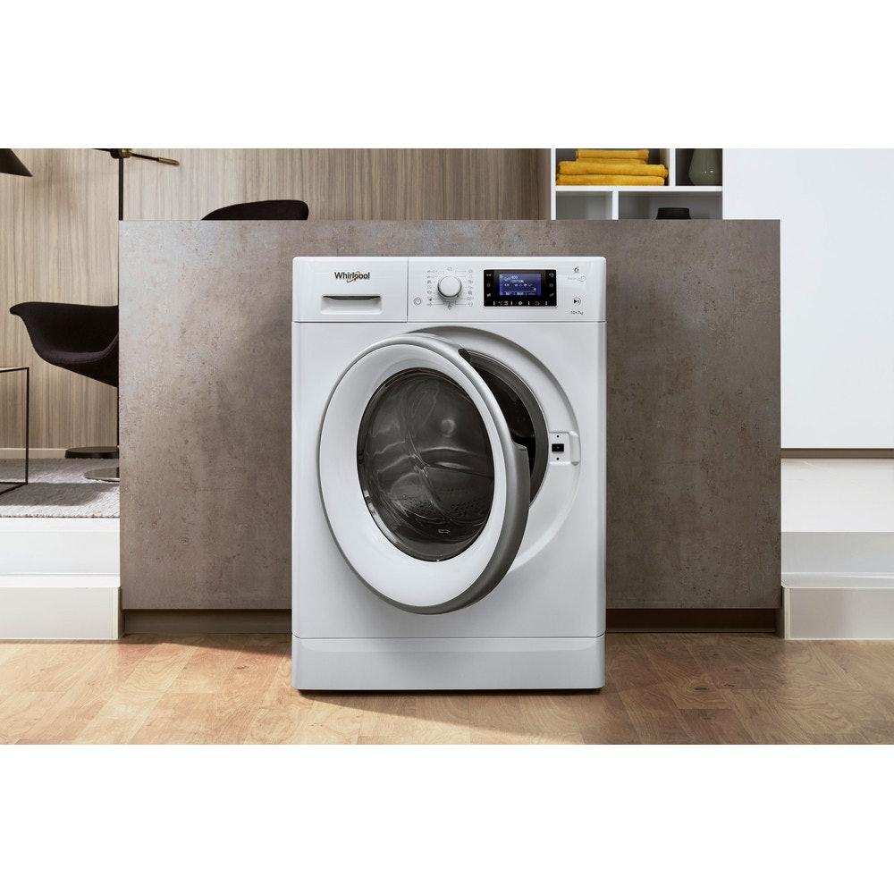Whirlpool washer-dryer