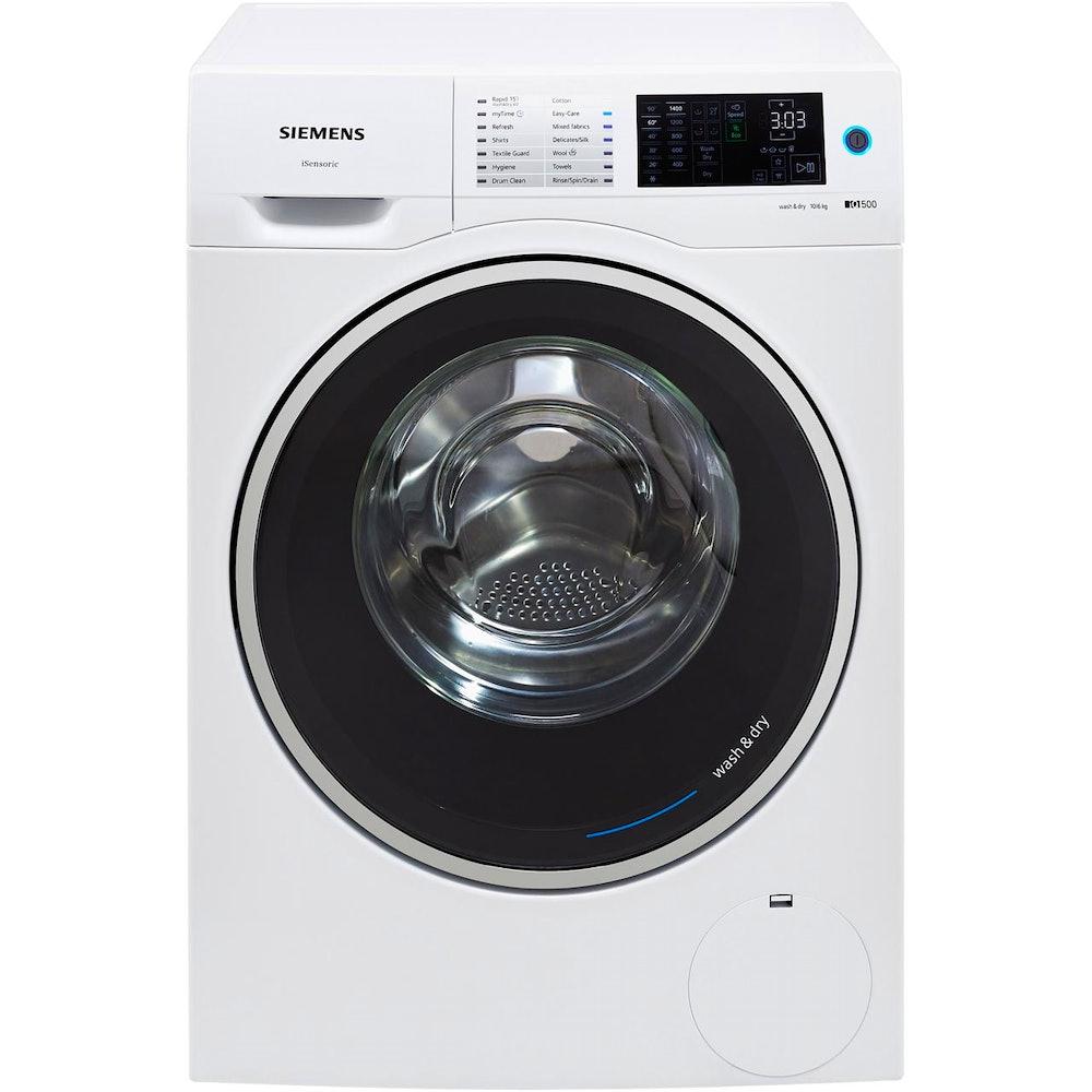 Siemens washer-dryer