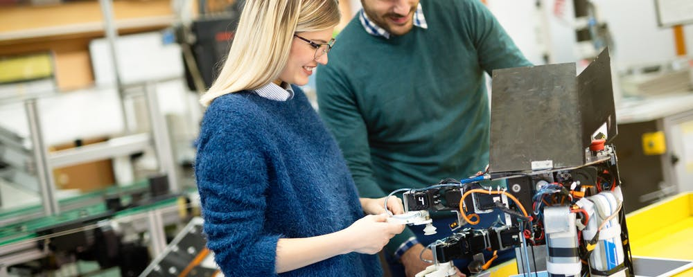 Electrical & Mechanical Engineering Apprenticeships