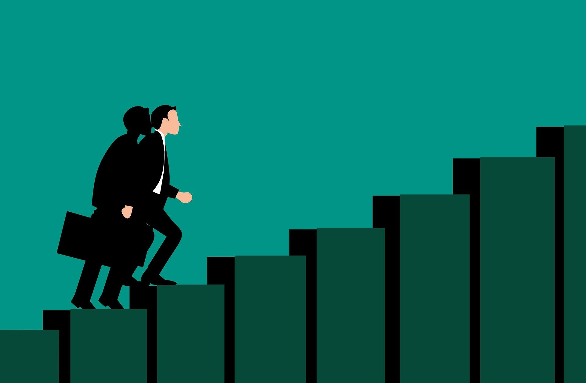 What Are the Benefits of Career Ladders?