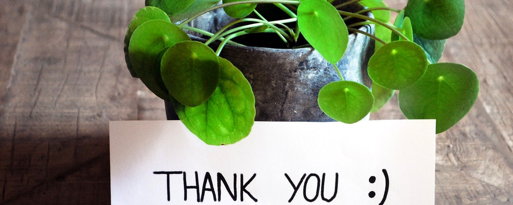 How to Write Thank-You Messages