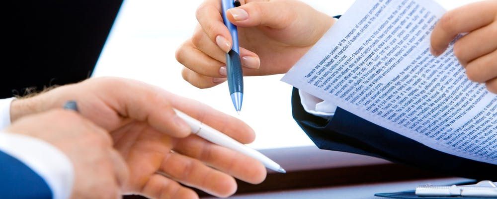 Things to Look for in an Employment Contract