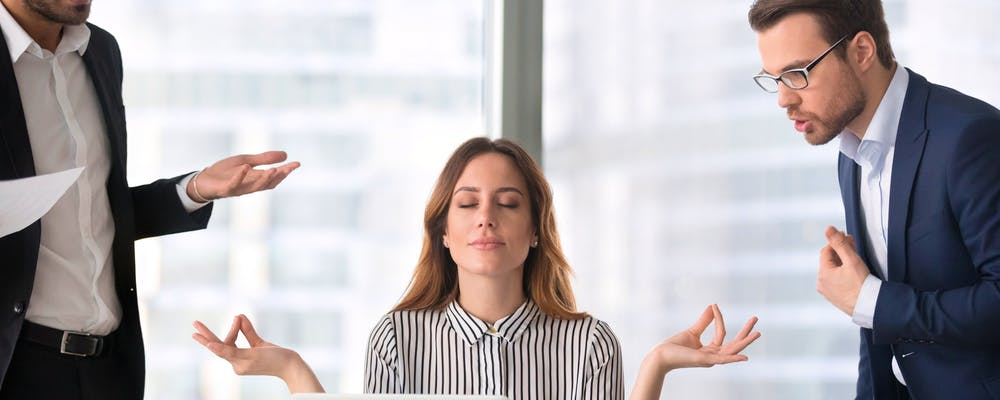 10 Ways to Manage Stress in the Workplace