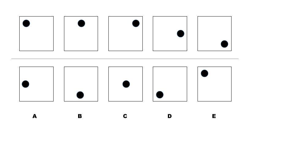 Unductive reasoning - example 1