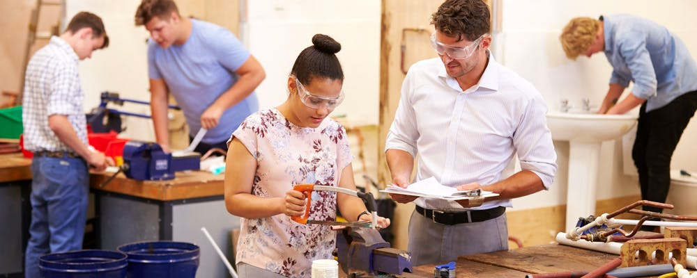 What Is Vocational Training?