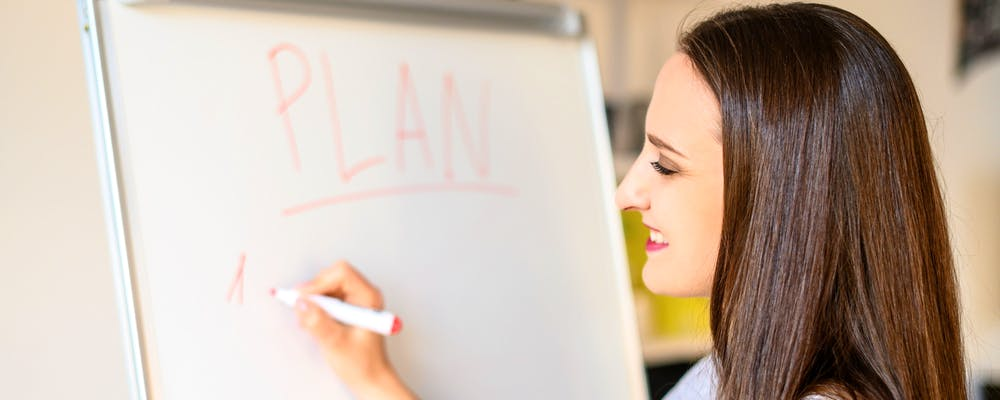 How to Write a 30-60-90 Day Plan