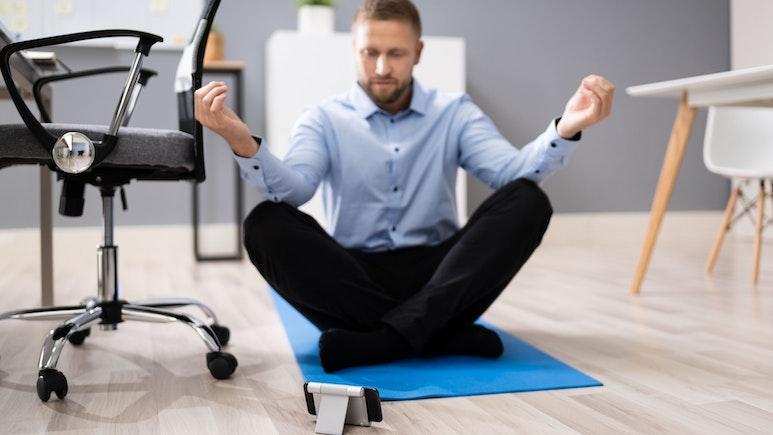 5 Best Meditation Apps for Work