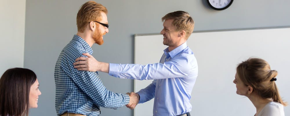 How to Congratulate Someone on a Job Promotion