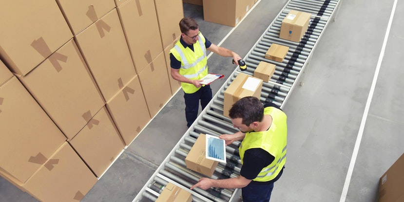 Passing the Amazon Test for Warehouse and Fulfillment