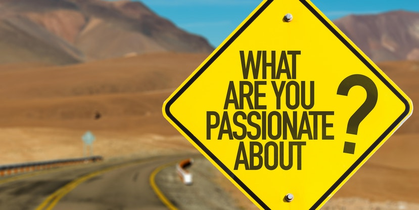 Interview Questions: What Are You Passionate About?