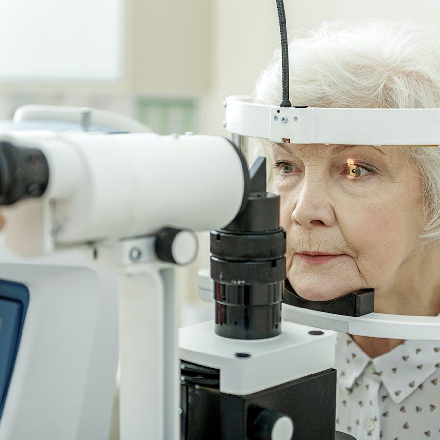 Laser retinico Argon