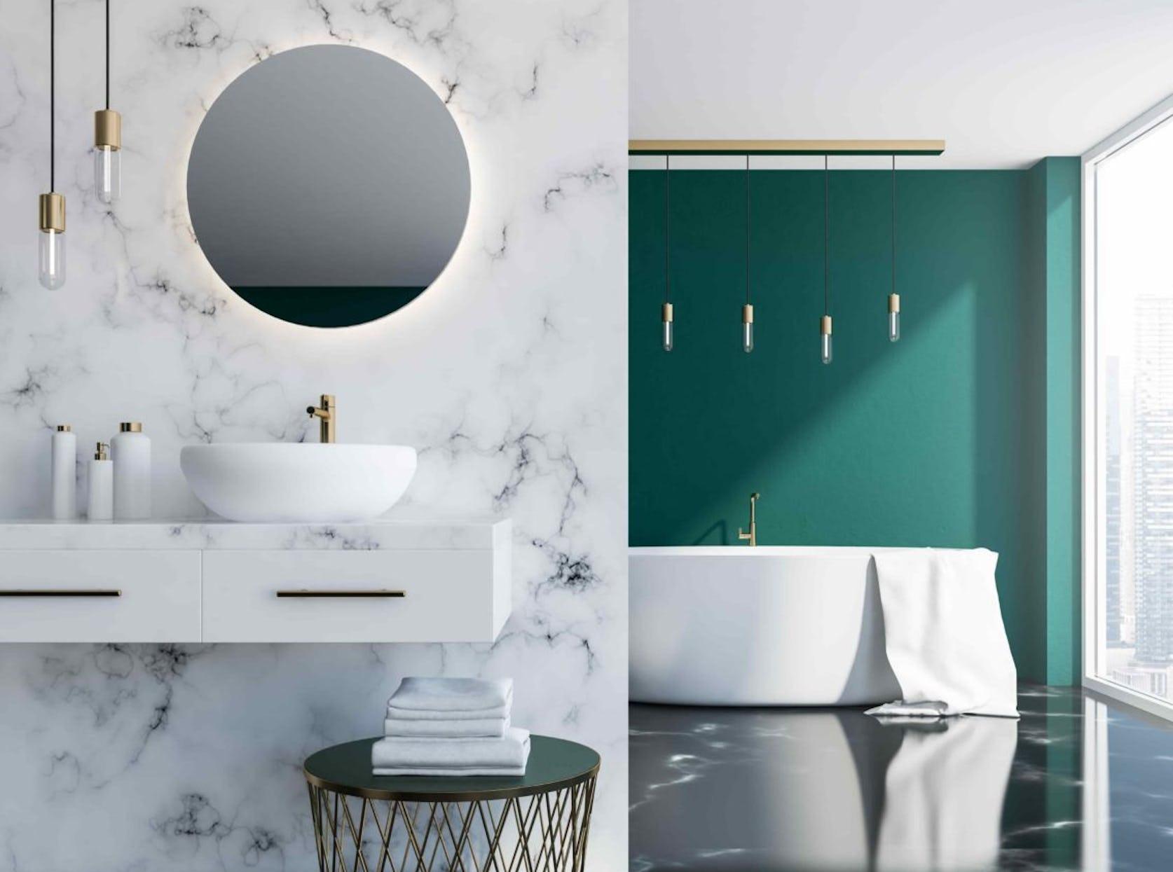 Installer Salle De Bains Combles refaire sa salle de bain : équipements, prix et travaux.
