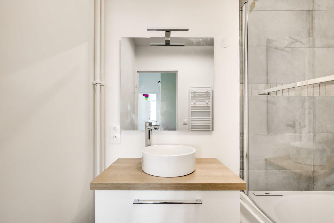 Prix Pour Refaire Une Salle De Bain refaire sa salle de bain : équipements, prix et travaux.