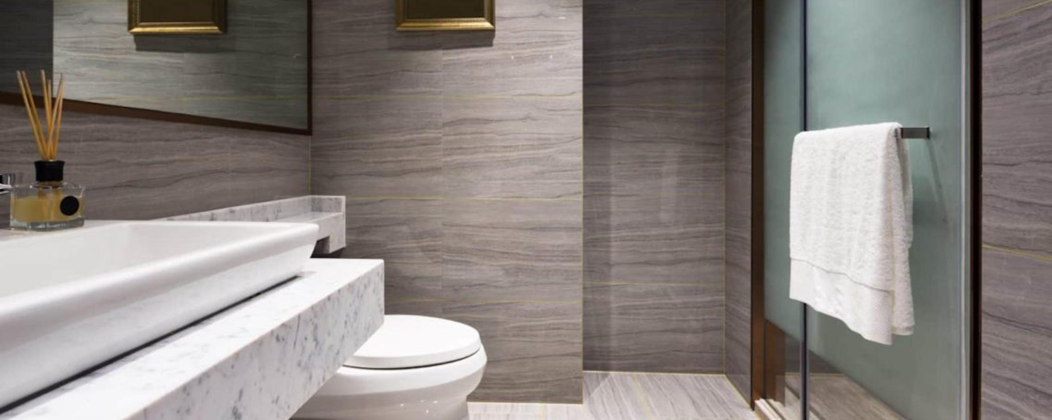 Prix Pour Refaire Une Salle De Bain prix rénovation de salle de bains : budget moyen à prévoir
