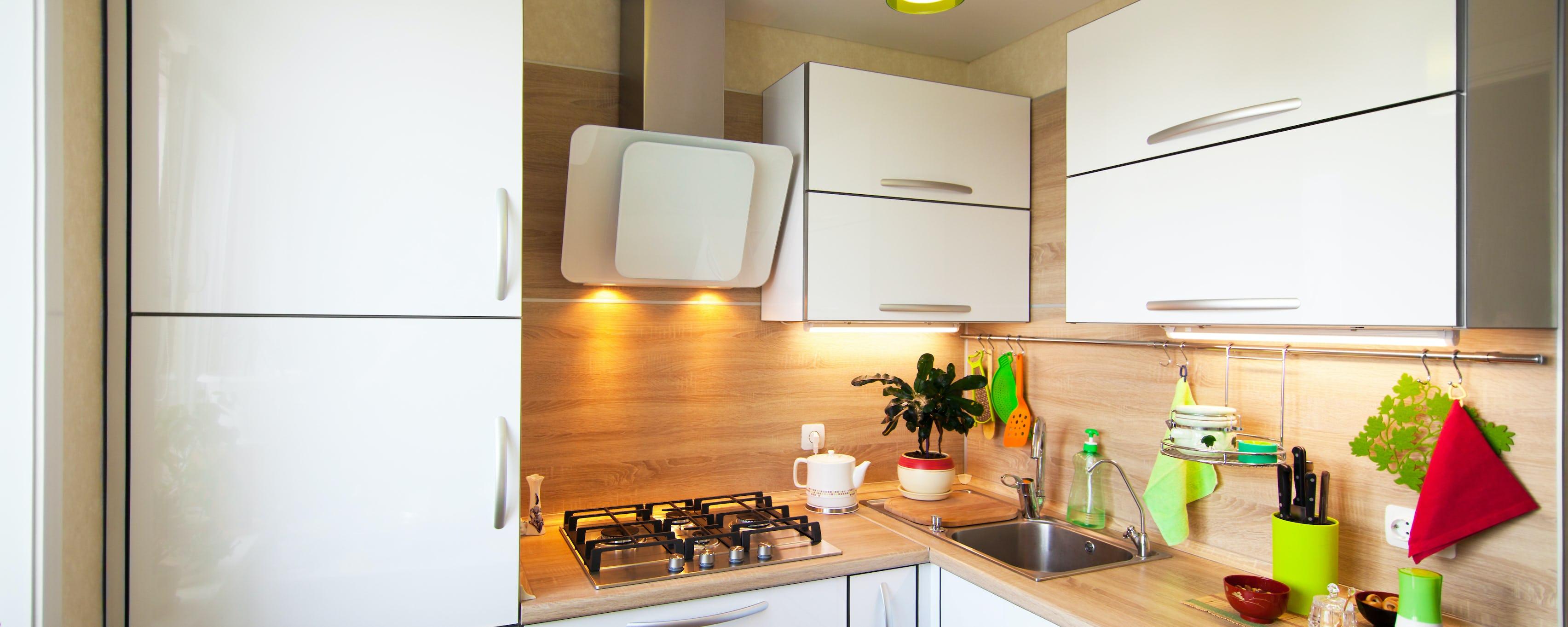 Cuisine Pour Petit Espace Contemporaine comment aménager une petite cuisine?