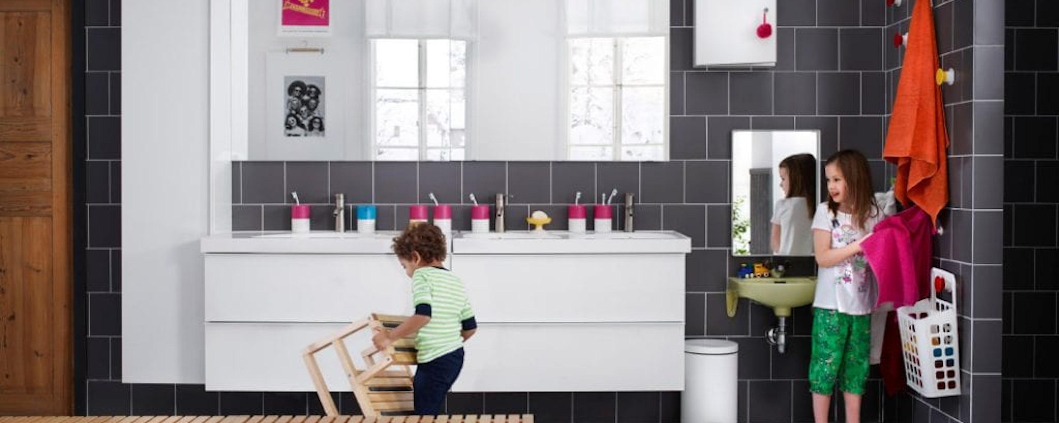 Décor Salle De Jeux salle de bain enfant : 15 idées d'aménagement pour toute surface
