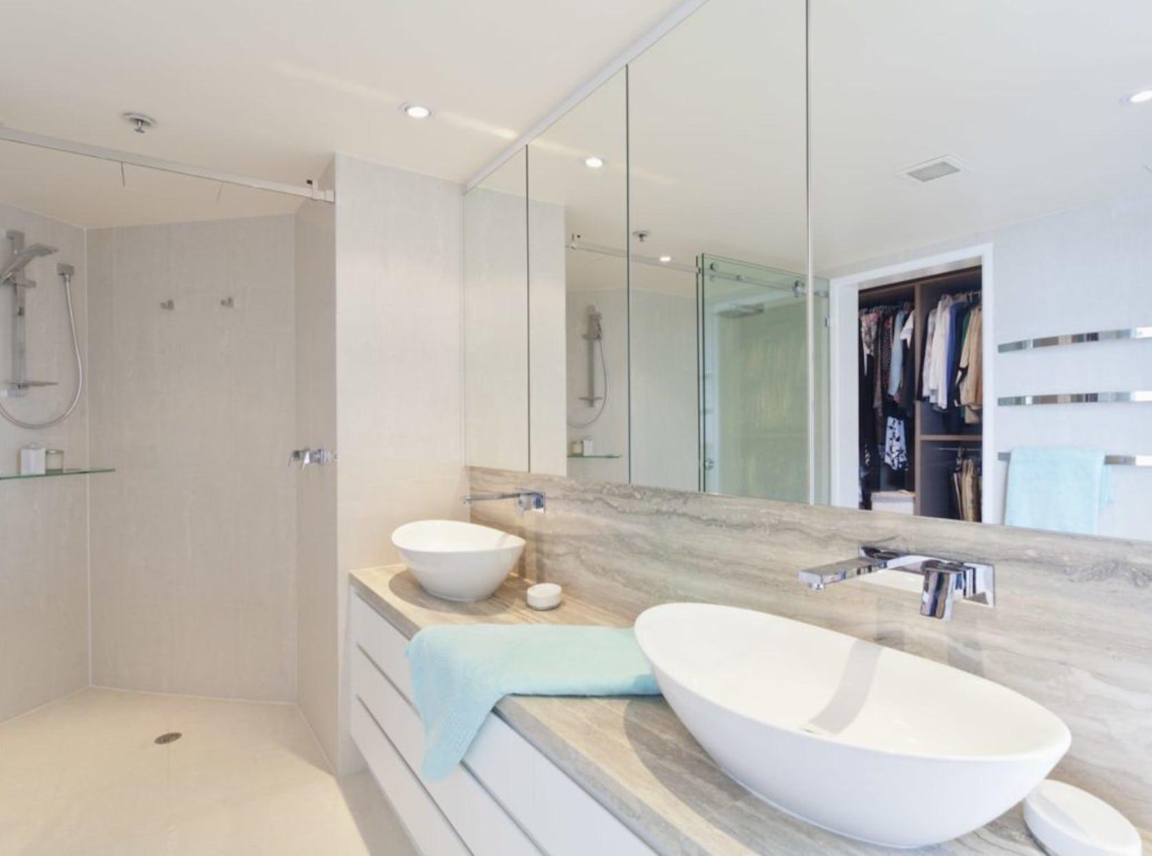 salle de bain espace