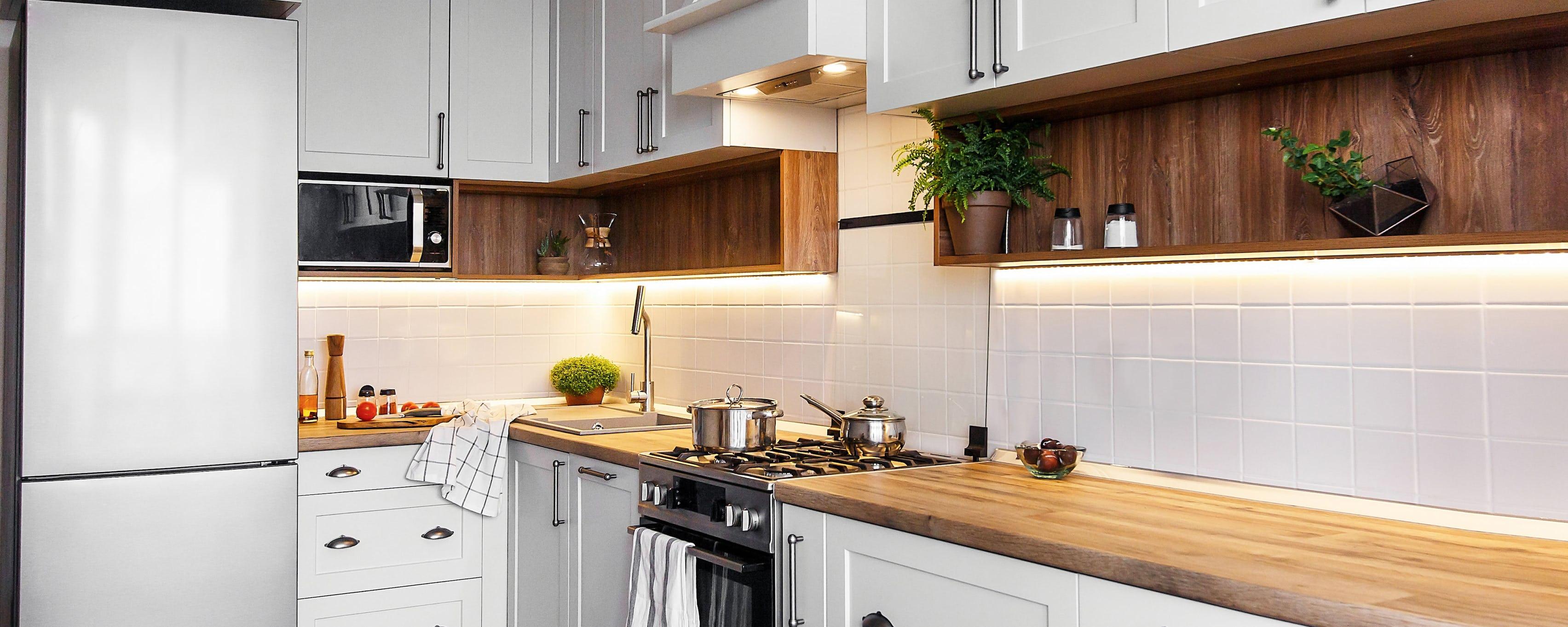 Peindre Plan De Travail En Bois quel home staging pour meuble de cuisine ?
