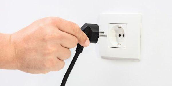 Changer prises électrique