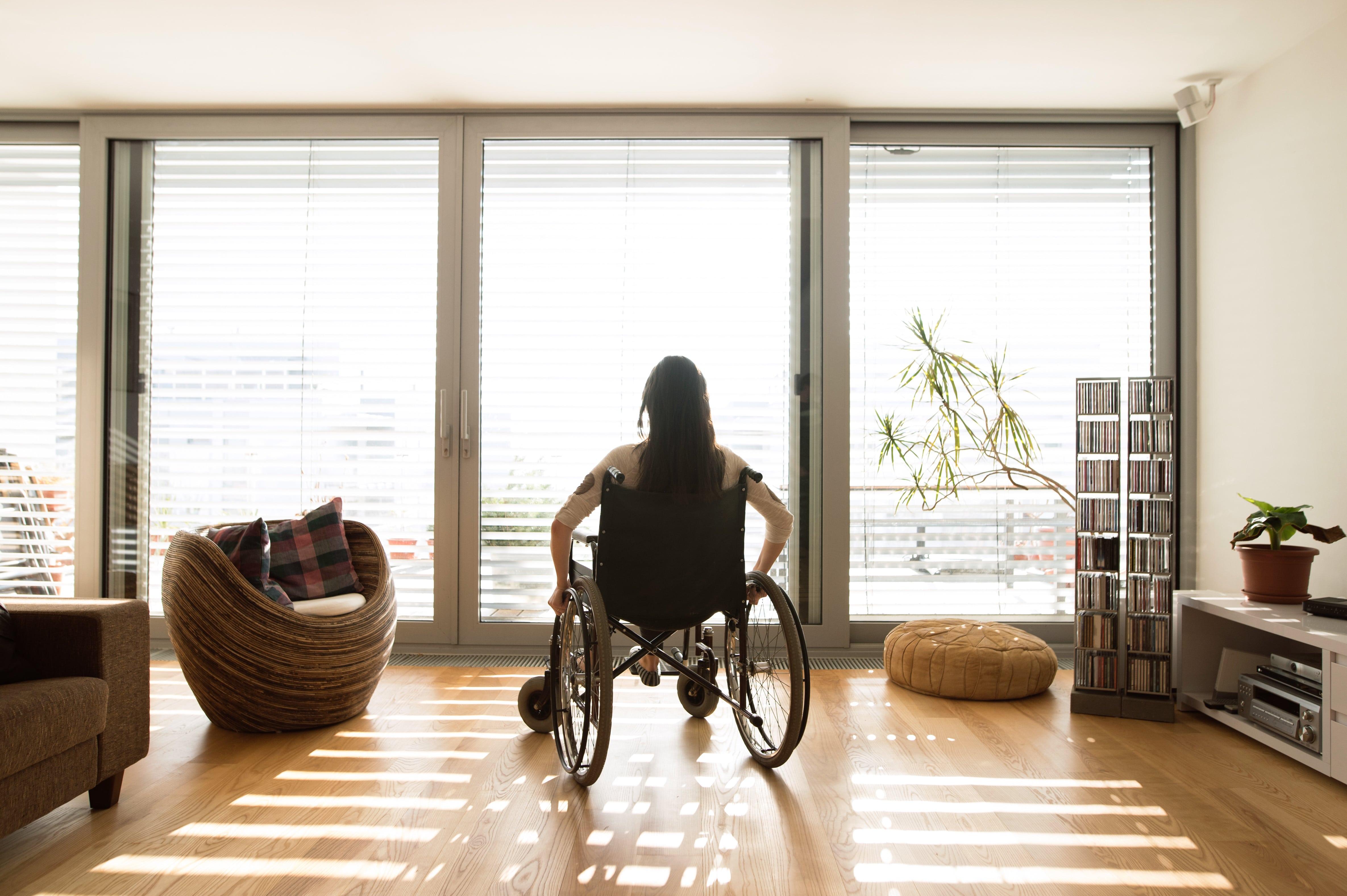 Largeur Minimum Couloir Maison largeur de porte pmr et couloir pour handicapé