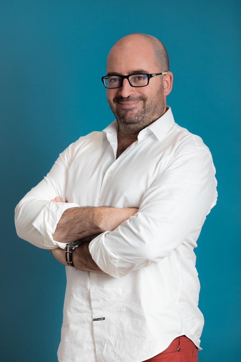 Benoît Charpentier COO